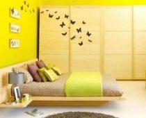Màu vàng là màu hợp với gia chủ mệnh Thổ